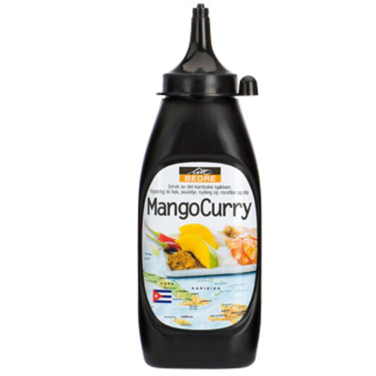 Mango curry dip/saus 8x690ml Gourm.Comp***