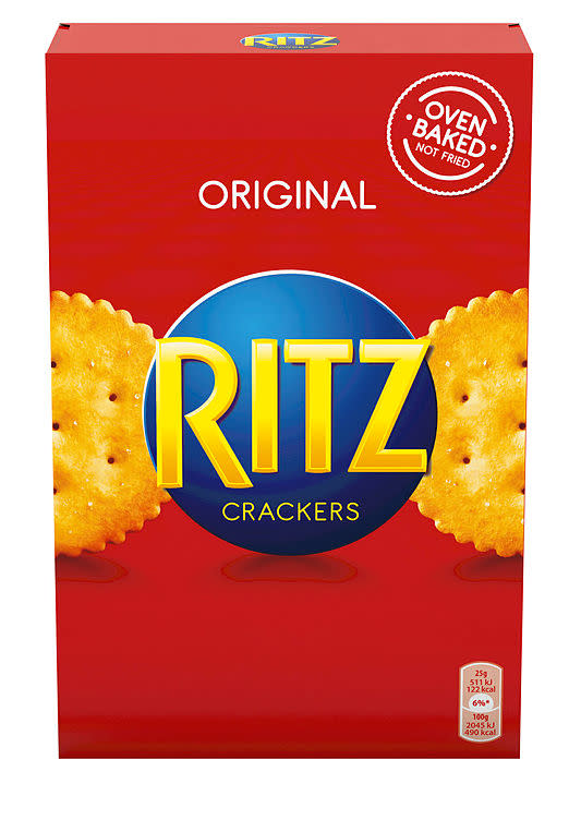 Ritz Crackers 12x200g