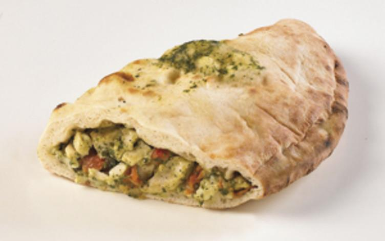 Chef calzone Kylling pesto 16x220gr(x)