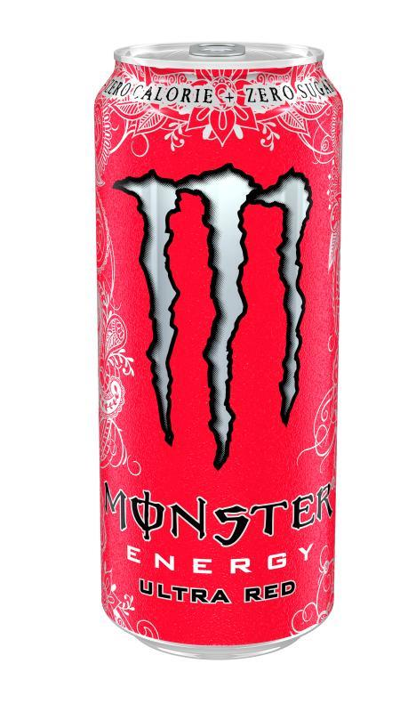 Monster Energy Red 24x05l