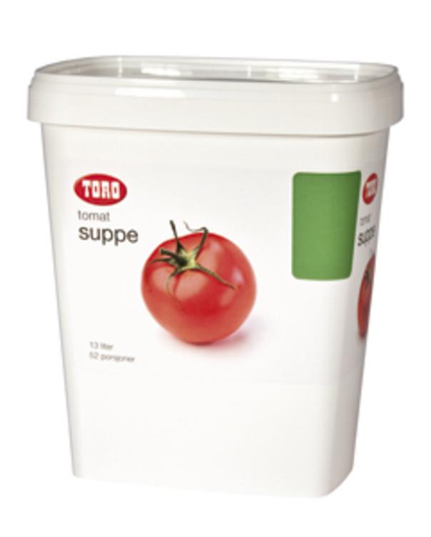 Tomatsuppe pulver 3x13ltr Toro