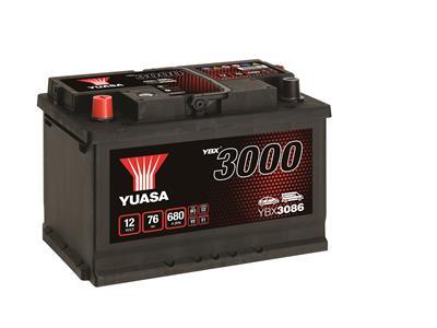 YBX3086 (12V 76Ah)