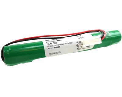 NLB 336 (3,6V2,0Ah-S-Plugg 20)
