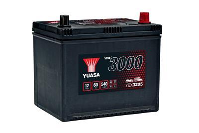YBX3205 (12V 60Ah 540A)