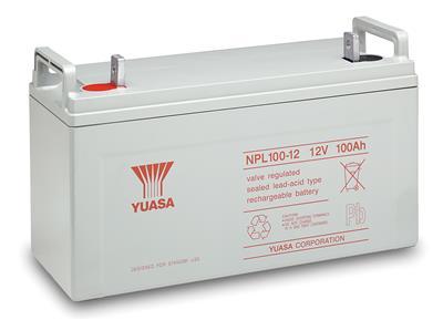 NPL100-12 (12V-100Ah)