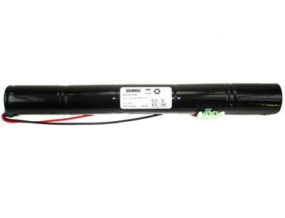 NLB 537 (6V-4,5Ah-S-Plugg 15)