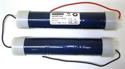 NLB 601 (7,2V4,5Ah-SX2- ledn.15cm)