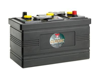 541 6V 150Ah 510A Yuasa Classic Battery