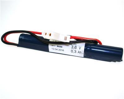 NLB 366 (3,6V-0,3Ah-S-Plugg 20)