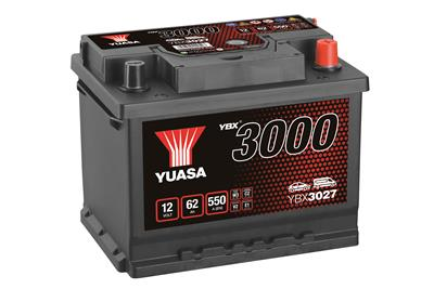 YBX3027 (12V 62Ah)