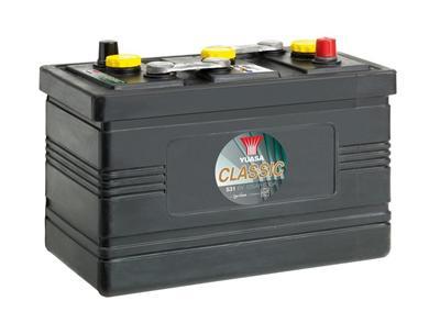 531 6V 135Ah 630A Yuasa Classic Battery