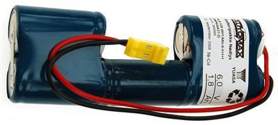 NLB 526 (6V1,8Ah-S-3+1+1 Plugg 14)