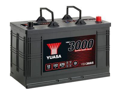 YBX3665 (12V 112Ah)