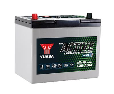 Active L26-AGM (12V-90Ah)