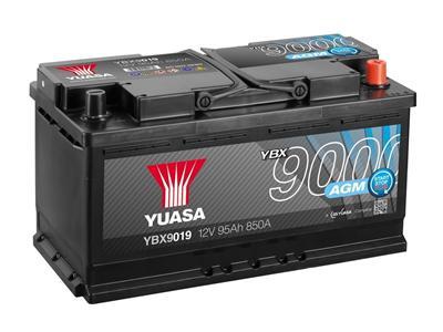 YBX9019 (12V 95Ah 850A)