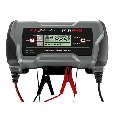 Batterilader SPI25 PRO 12/24V-25/12,5A