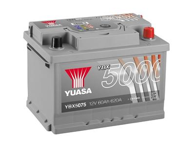 YBX5075 (12V 60Ah)
