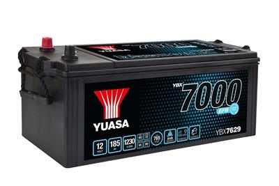YBX7629 (12V 185Ah)