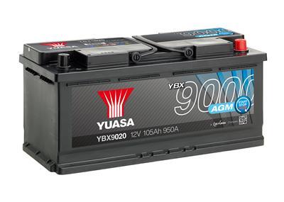 YBX9020 (12V 105Ah 950A)
