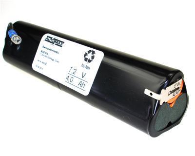 NLB 626 (7,2V-4,0Ah-S3-Plugg -76+65)