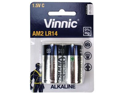 Vinnic AM2-C2 LR14/C 2pcs