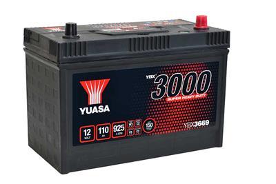 YBX3669 (12V 110Ah)