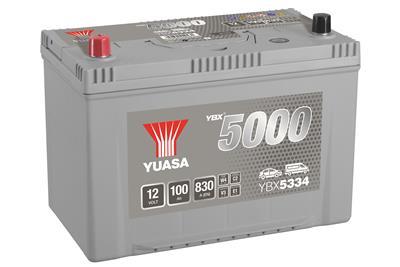 YBX5334 (12V 100Ah)