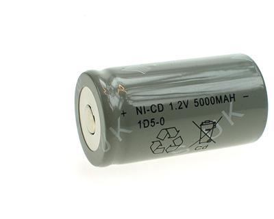 YNC D 5000mAh (Ni-Cd)