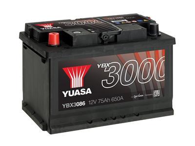 YBX3086 (12V 75Ah)