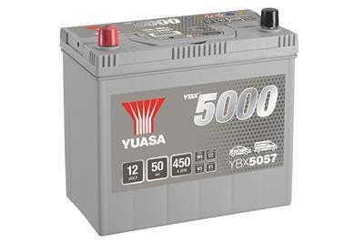 YBX5057 (12V 50Ah)