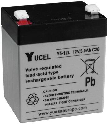 Y5-12L (12V-5Ah)