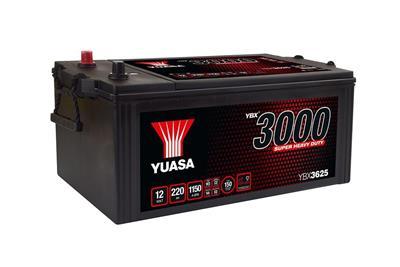 YBX3625 (12V 220Ah)