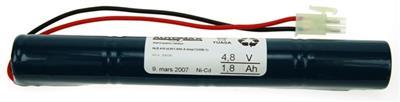 NLB 419 (4,8V1,8Ah-S-Plugg 23)