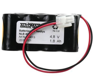 NLB 403 (4,8V1,8Ah-R-Plugg 12)