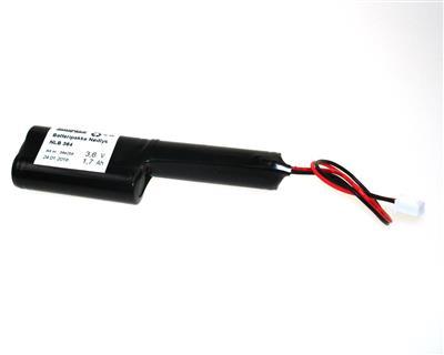 NLB 364 (3,6V-1,7Ah-S-Plugg 33)