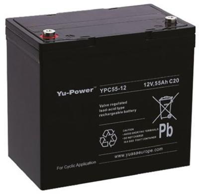 YPC55-12 (12V-55Ah)