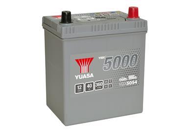 YBX5054 (12V 40Ah)