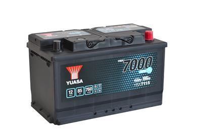YBX7115 (12V 80Ah 730A)