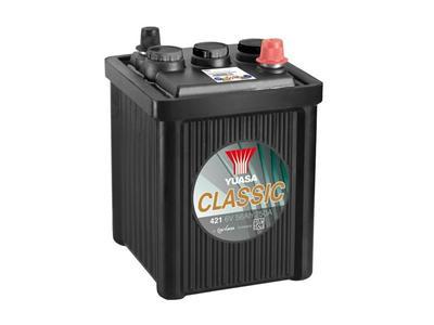 421 6V 56Ah 250A Yuasa Classic Battery