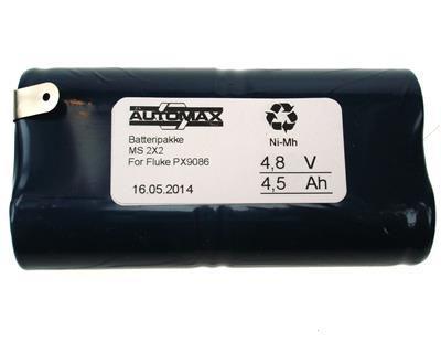 BP 4002 (4,8V-4,5Ah-S2-Fluke PX9086)