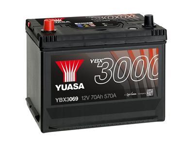 YBX3069 (12V 70Ah)