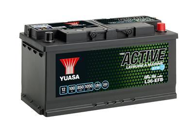 Active L36-EFB (12V-100Ah)