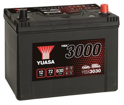 YBX3030 (12V 72Ah)