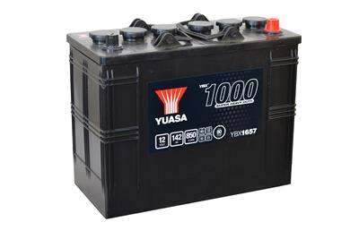 YBX1657 (12V 142Ah)