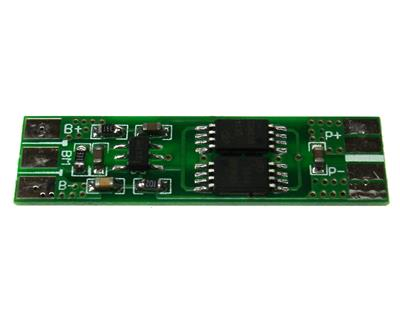SK 2S PCB/PCM for 2 series li-ion battery pack 2S-0830
