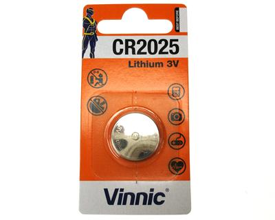 Vinnic CR 2025 Blister card pack