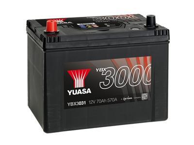 YBX3031 (12V 70Ah)