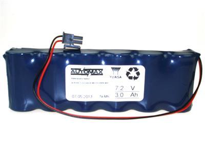 NLB 620 (7,2V3,0Ah-R-Plugg 28)