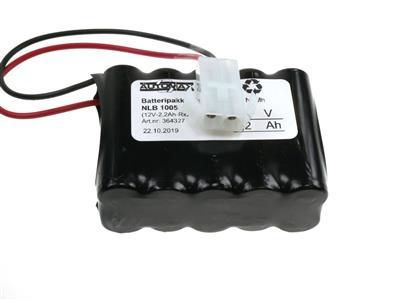 NLB 1005 (12V-2,2Ah-R2-Plugg 22)