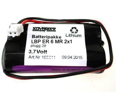 LBP ER 6 MR 2x1 plugg 29
